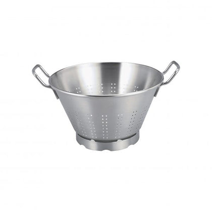 COLANDER-18/10 360x185 12.8lt w/RAISED BASE