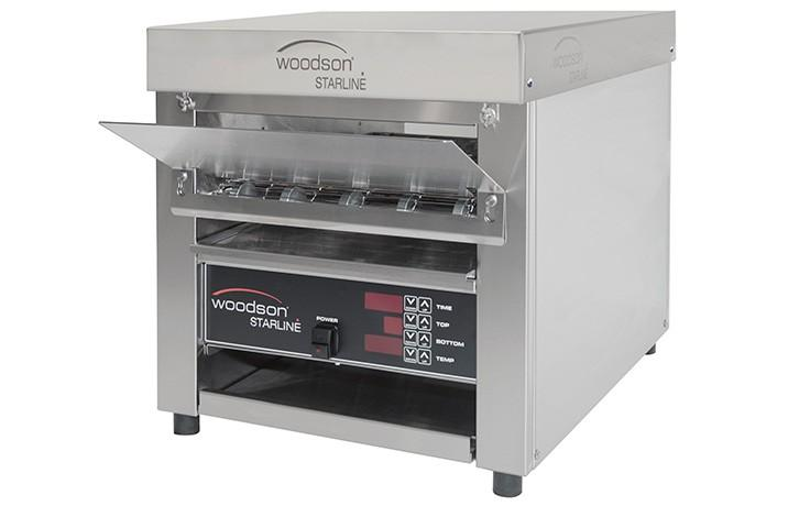Woodson Starline W.CVT.BUN.25 Bun 25 Conveyor Oven - Catering Sale
