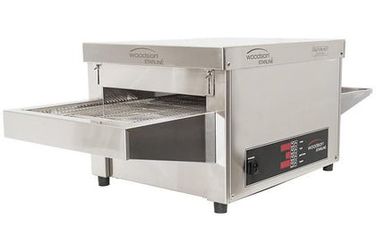 Woodson Starline W.CVS.M.25 Snackmaster S25 Conveyor Oven - Catering Sale