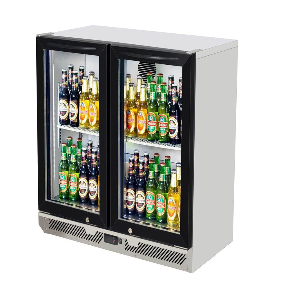 Turbo Air TB9-2G (900mm) Refrigerator
