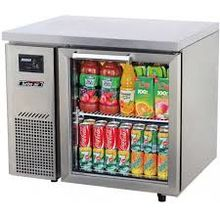 Turbo Air KGR9-1 Under Counter Glass Door Refrigerator - Catering Sale
