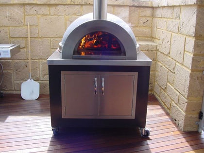 Semak Wood Fired Portable Oven - Catering Sale