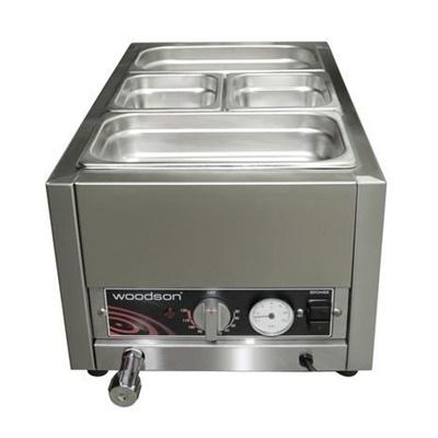 Woodson W.BMS11 bain maries (No pan) - Catering Sale