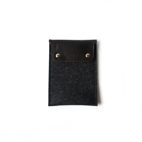 iPad Mini Sleeve Anthracite