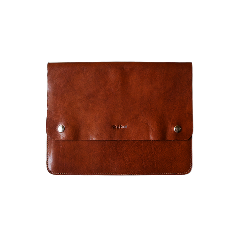 Heirloom iPad Case | Cognac