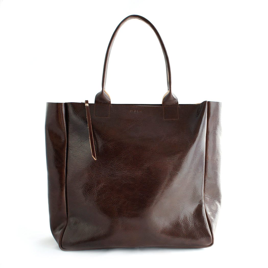 Heirloom Carryall | Oxblood*