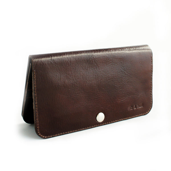 Heirloom Wallet | Oxblood