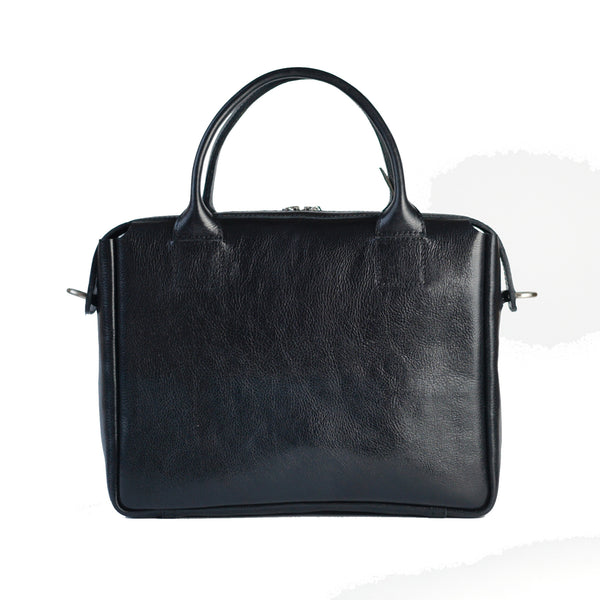 Heirloom Satchel | Black