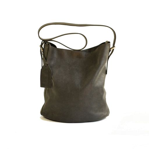 Matte Bucket Bag | Graphite