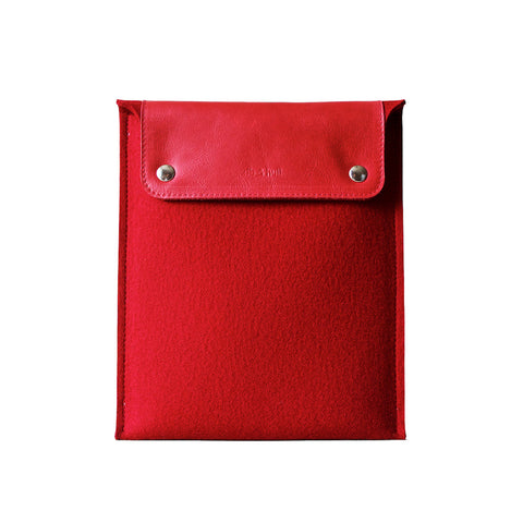 iPad Classic Sleeve | Red