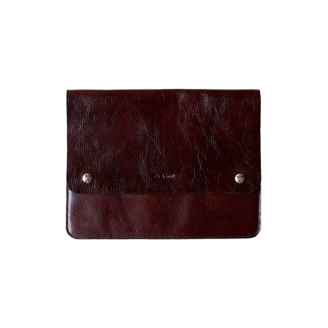 Heirloom iPad Case | Oxblood