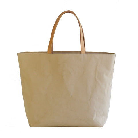 Weekender Tote | Tan Brown