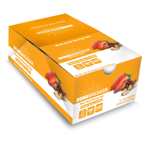 Bonk Breaker Energy Bars - Box of 12 bars, Nutrition, Bonk Breaker | athleti.ca