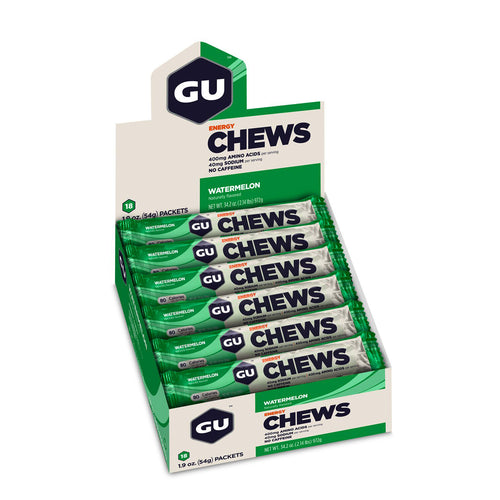 GU Energy Chews - 18-Double Serve Box, Nutrition, GU - athleti.ca