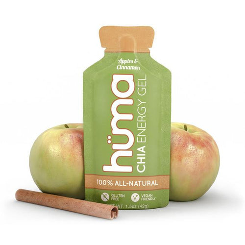 Huma All Natural Chai Energy Gels -  Box of 24, Nutrition, Huma | athleti.ca