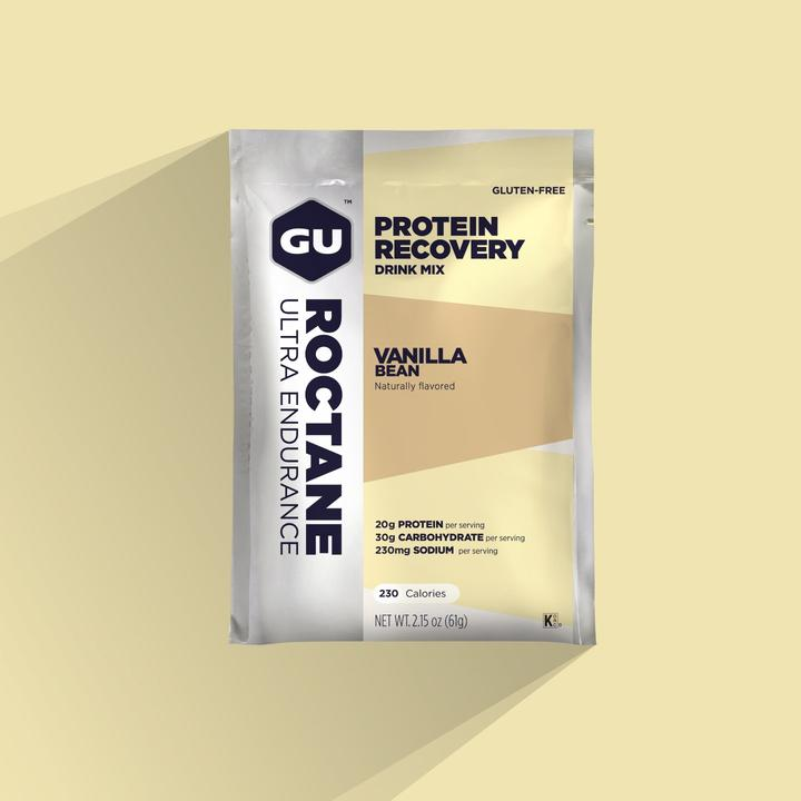 Gu Roctane Protein Recovery Drink Mix, Nutrition, GU | athleti.ca