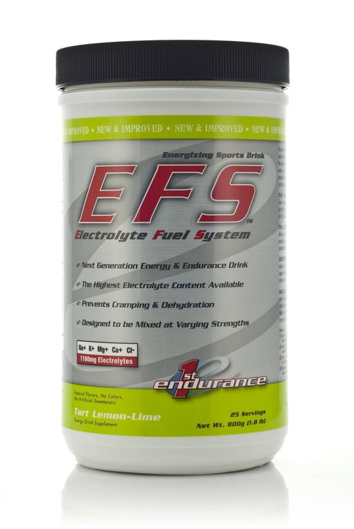 First Endurance EFS Electrolytes mix - 25 Servings, Nutrition, 1st Endurance | athleti.ca