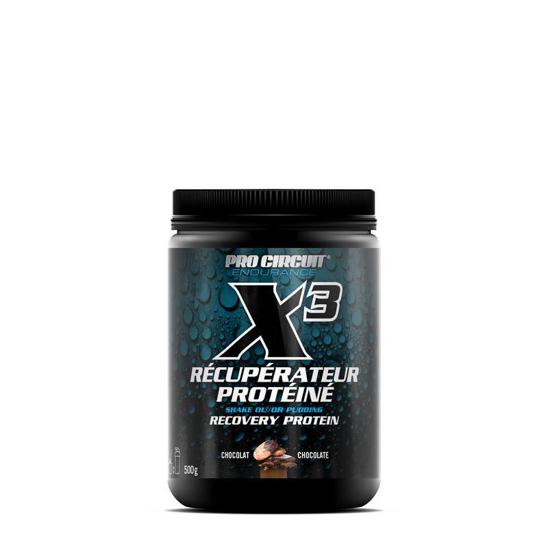 Pro Circuit Endurance X3 Recovery Protein