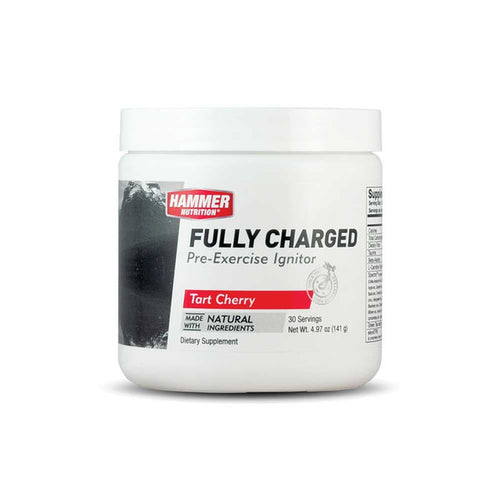 Hammer Nutrition Fully Charged PreWorkout - 30 Servings, Nutrition, Hammer, athleti.ca