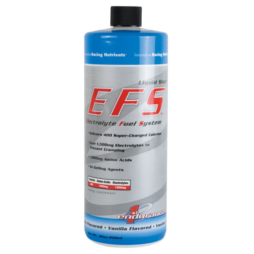 First Endurance EFS Liquid Shot - 950ml, Nutrition, 1st Endurance | athleti.ca