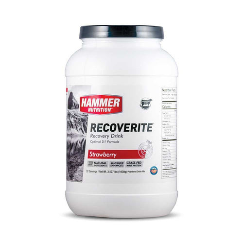 Hammer Nutrition Recoverite - 32 Servings, Nutrition, Hammer