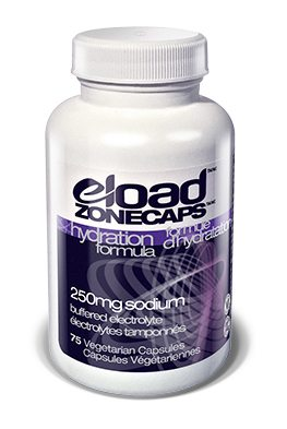 eLoad Zone Caps - 75 capsules, Nutrition, eLoad - athleti.ca