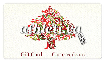 Gift Card, Gift Card, athleti.ca - athleti.ca