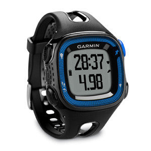 Garmin Forerunner 15 with Heart Rate Monitor
