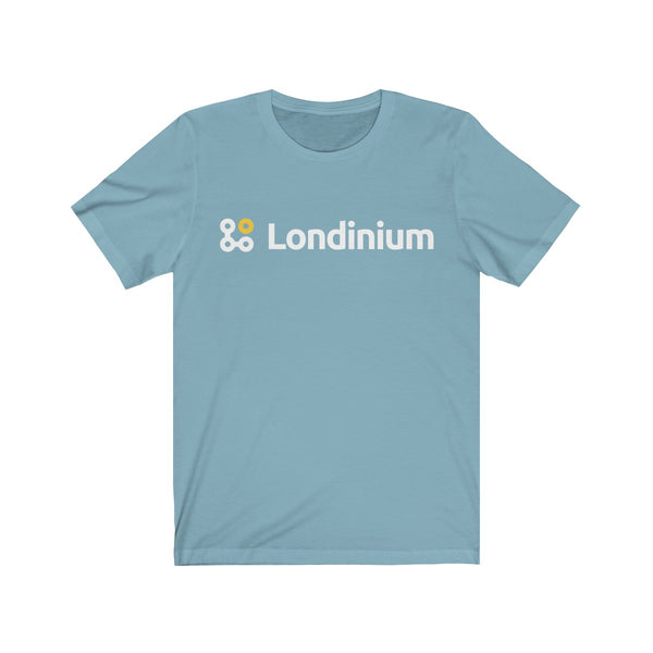 Londinium Light Blue Unisex T-shirt