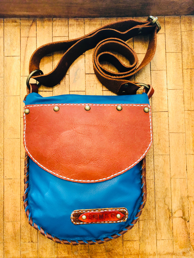 "Yenko ""Pacific Coast"" Crossbody"