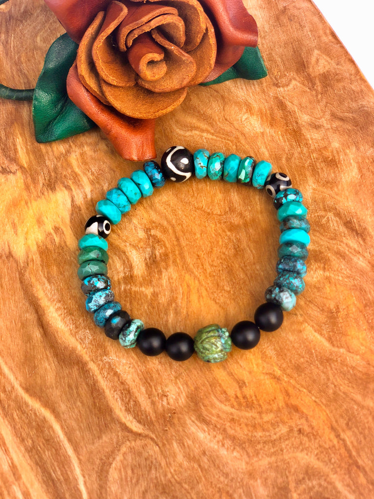 "Stackable Chakra Bracelet - ""Heirloom Edition"""