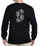 Science Logo Long Sleeve Tshirt