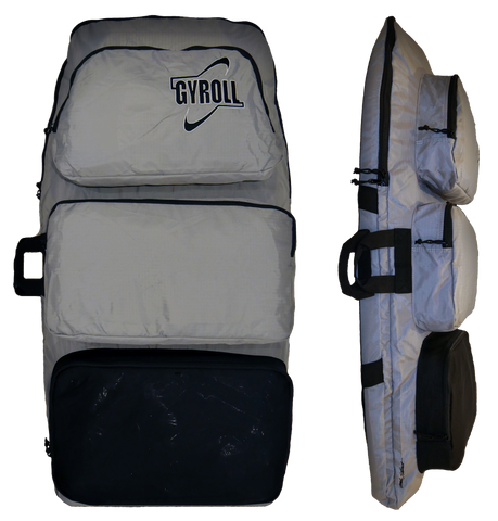 Gyroll Ultra Light Bag with Changing Mat