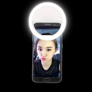 LED Selfie Ring Light 3 Levels Light