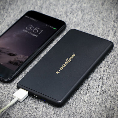 Ultra Slim Power Bank 5000mAh Portable