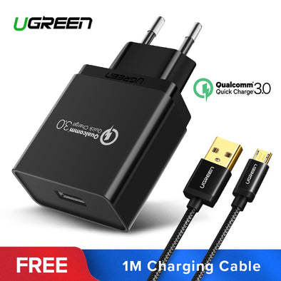 Ugreen USB Charger 18W Quick Charge