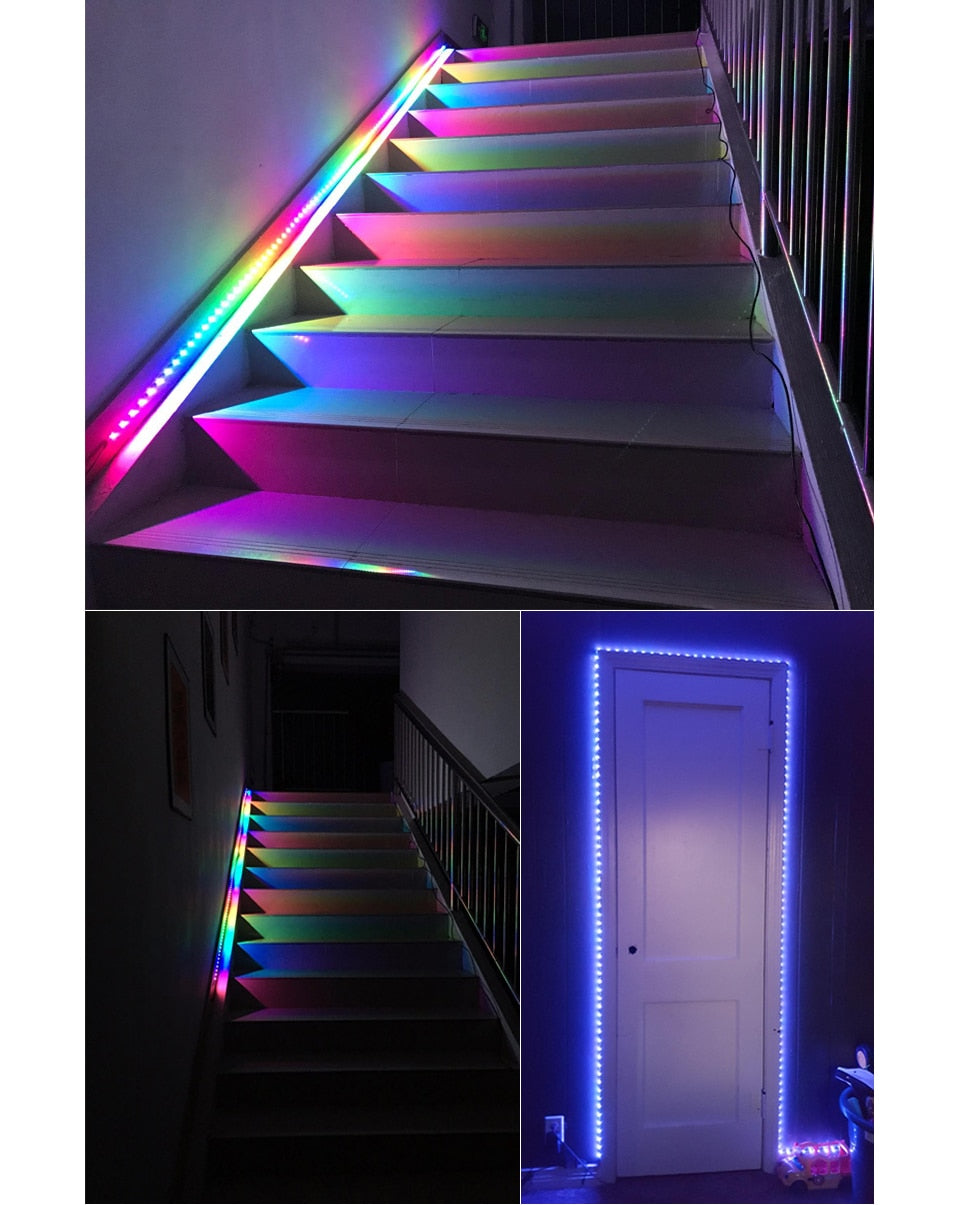 30 Color Leds Individually Addressable Kitchen Closet One Light Shop