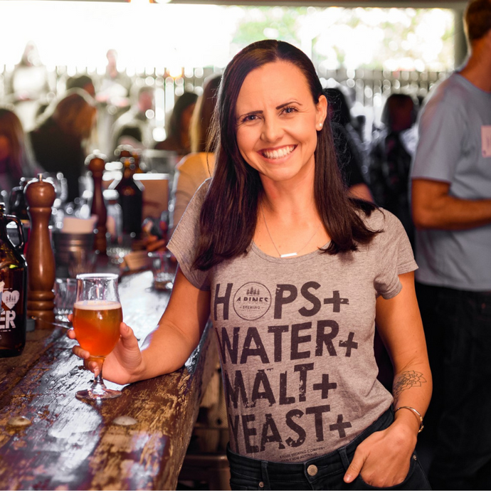 How 4 Pines Brewing Company made sustainability a business advantage
