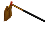Snowmobile Safety Shovel with saw (large)