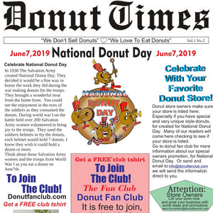 Donut Times - 2nd issue