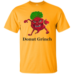 Donut Grinch Ultra Cotton T-Shirt