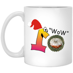 Wow XP8434 11 oz. White Mug