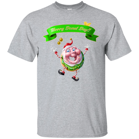 Santa Merry Ultra Cotton T-Shirt