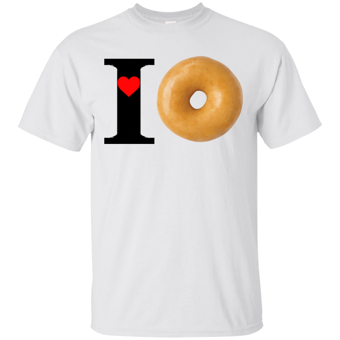 I Love G200 Gildan Ultra Cotton T-Shirt