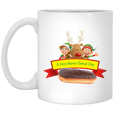 Elves Bar XP8434 11 oz. White Mug