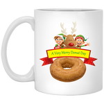 Elves Plain XP8434 11 oz. White Mug