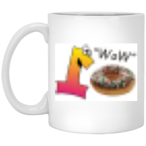 Sprinkles Chocolate XP8434 11 oz. White Mug