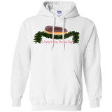 Very Merry Chocolate Bar G185 Gildan Pullover Hoodie 8 oz.