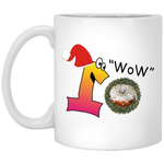 Wow Coconut XP8434 11 oz. White Mug