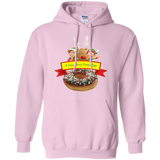 Elves Sprinkles Chocolate G185 Gildan Pullover Hoodie 8 oz.